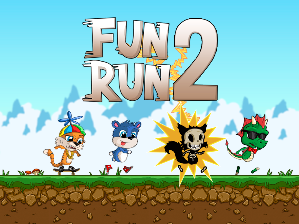 Fun Run 2.Foto: Dirtybit