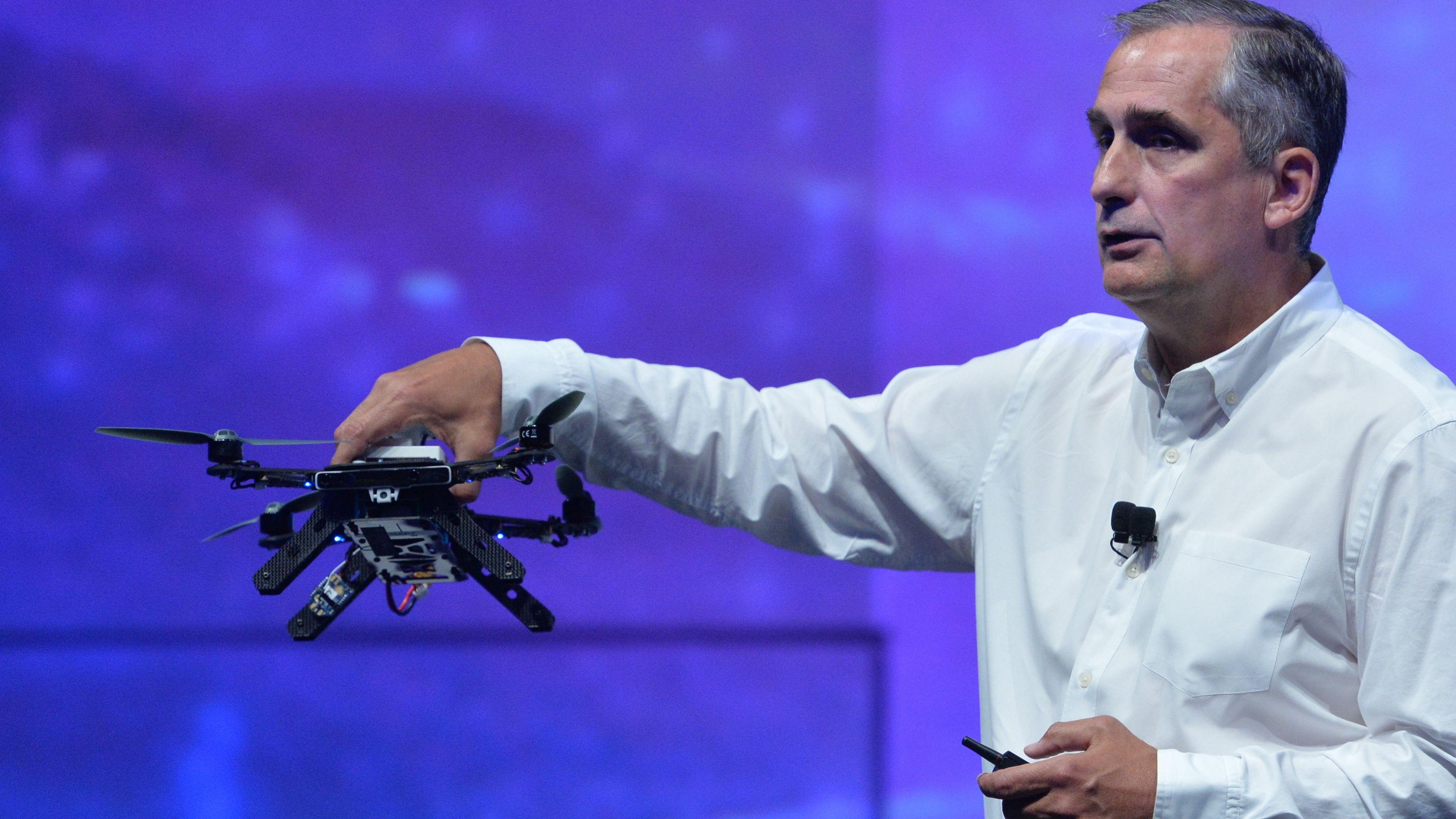 Intel har laget en drone som gjør noe andre droner ikke kan