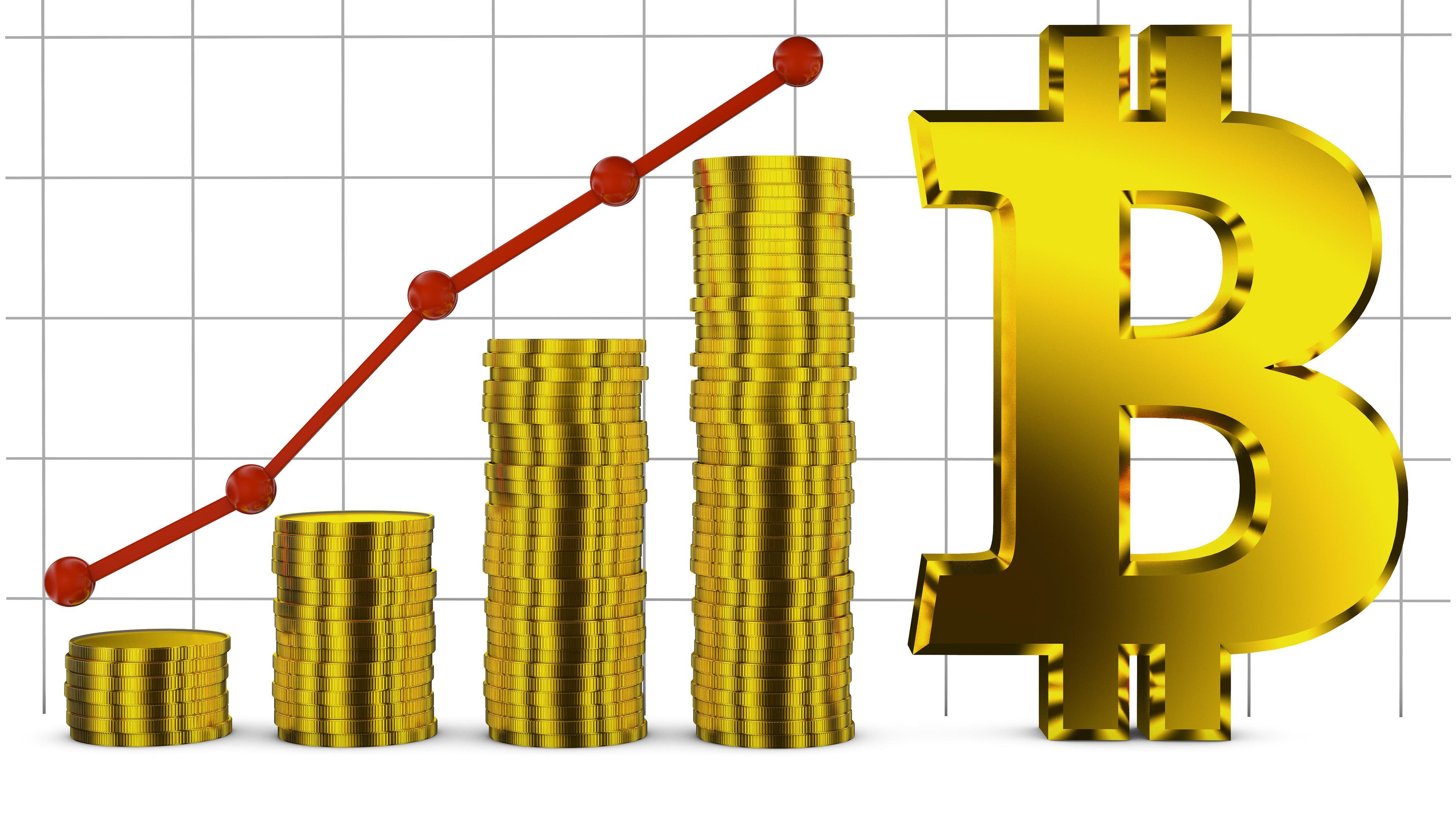 Én Bitcoin er nå verdt over 2000 dollar