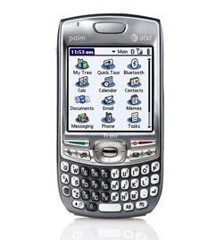 Blir Palms Treo 680 den siste avanserte modellen med Palm OS? (Foto: Palm)