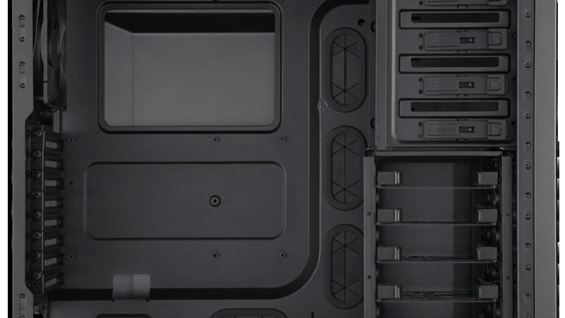 Corsair lanserer kabinetter for spilleren
