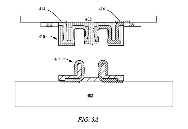 Illustrasjonsbilde av patenten. Foto: USPTO