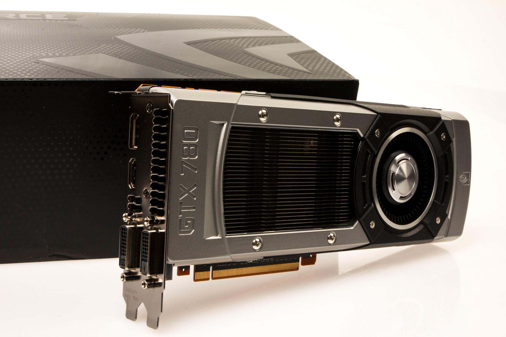 Nvidia GeForce GTX 780 og dets slektninger vil snart få videoopptak som en innebygd funksjon i driverne.Foto: Varg Aamo, hardware.no