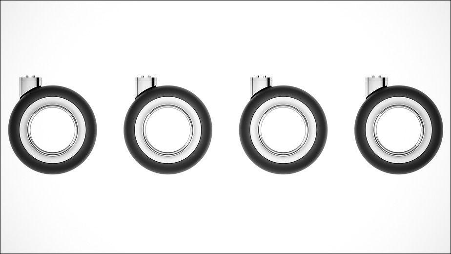 Nyhet i Apple Store: PC-hjul til nesten 9000 kroner