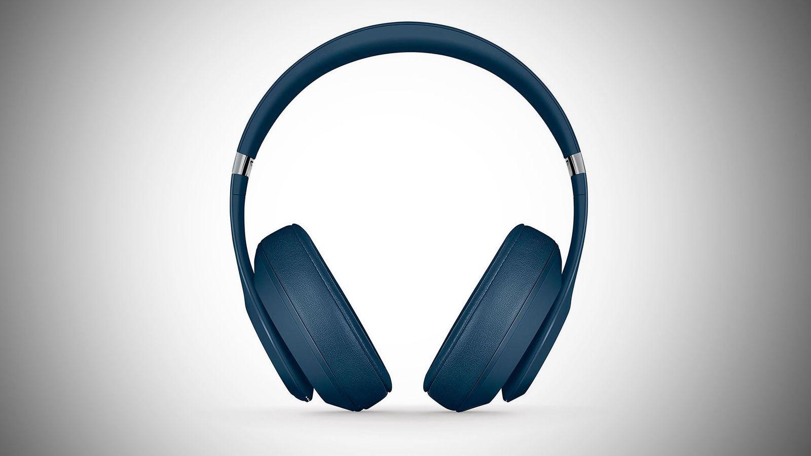 Beats Studio 3 er Apples nåværende beste hodetelefoner. Det er imidlertid ventet at de neste hodetelefonene de slipper vil ha Apple-branding fremfor Beats.