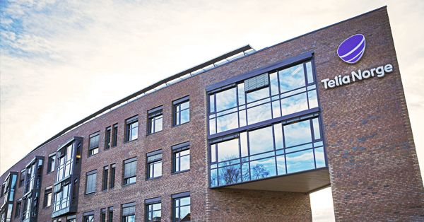 Telias hovedkontor i Nydalen.