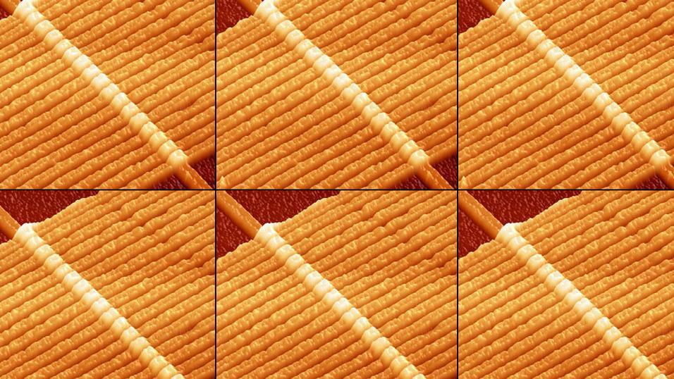 Memristoren kan sette dagens minne på sidelinja.Foto: Hynix/HP
