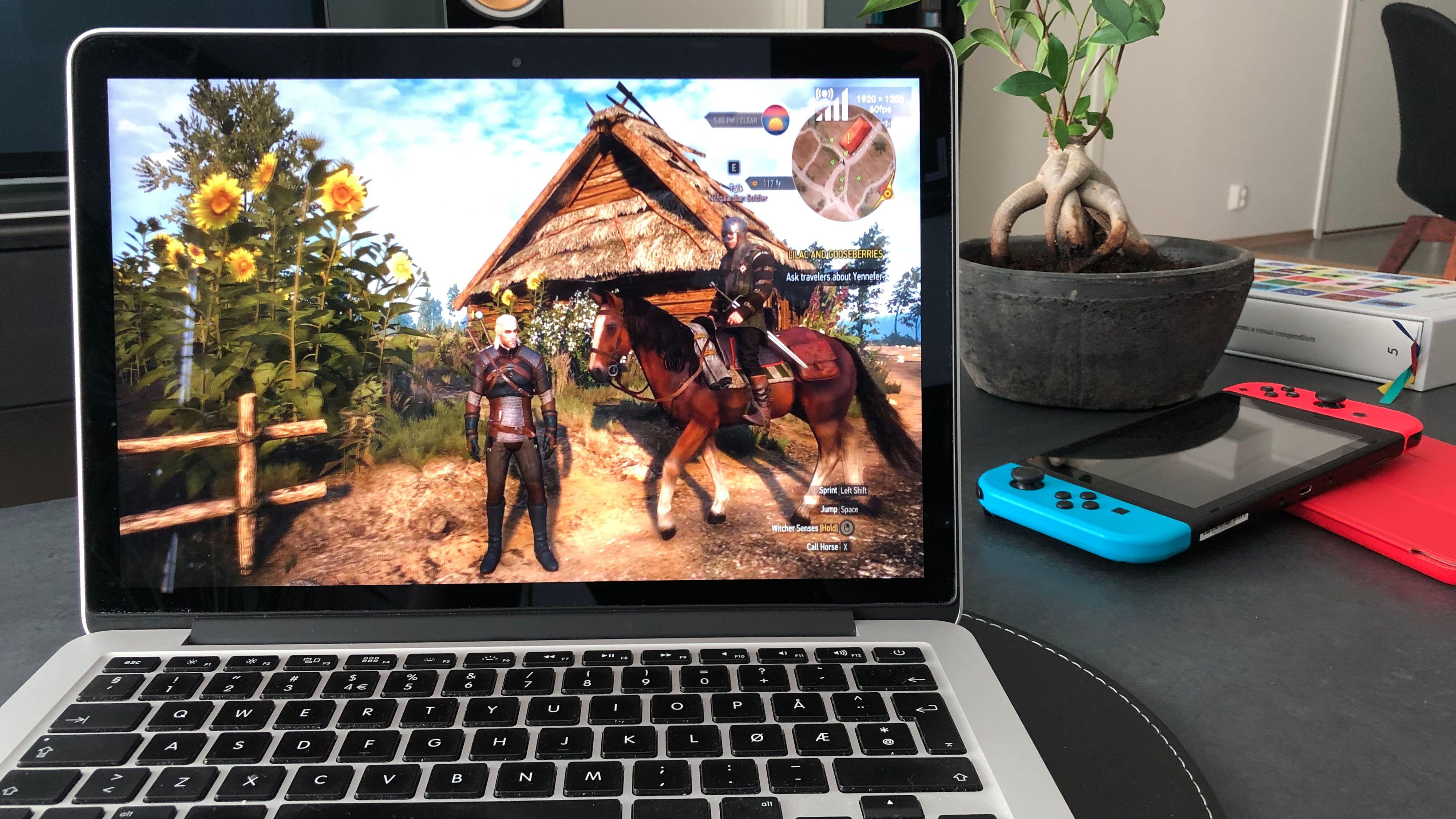 Spillstrømming gjør det mulig å spille grafikktunge spill på «lett» maskinvare.