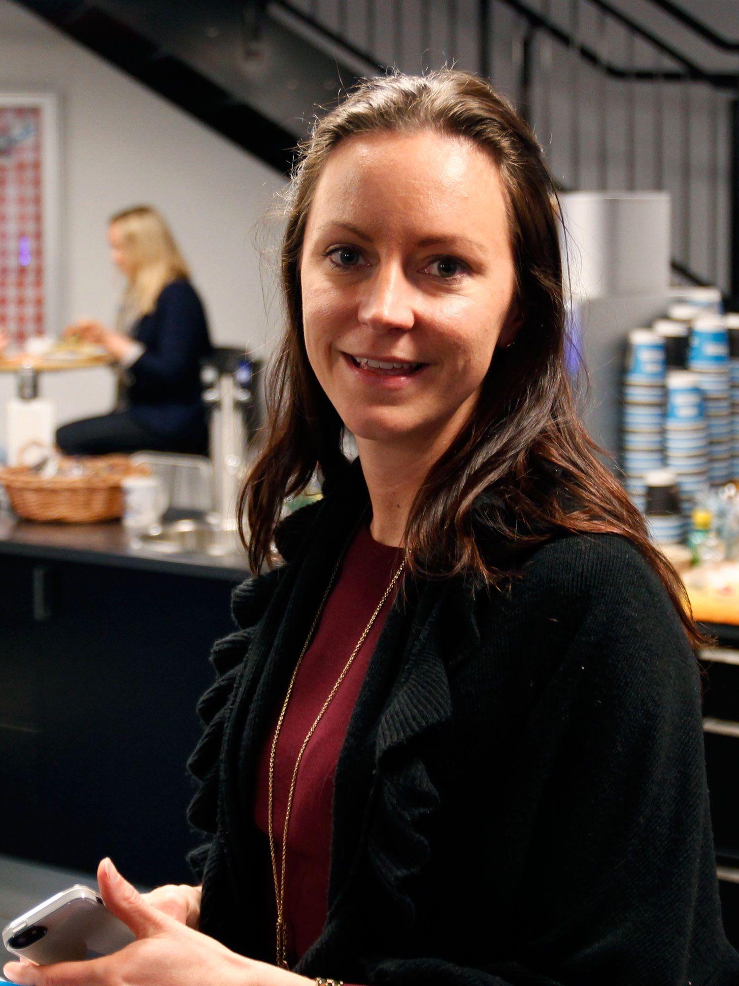 - Fortell oss i søknaden hvorfor du vil jobbe hos oss, sier HR-sjef Tonje Magnussøn.Foto: Atle Skretting