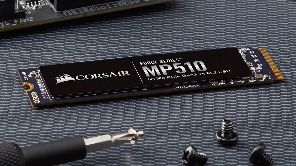 Corsair slipper nye SSD-er for entusiastene