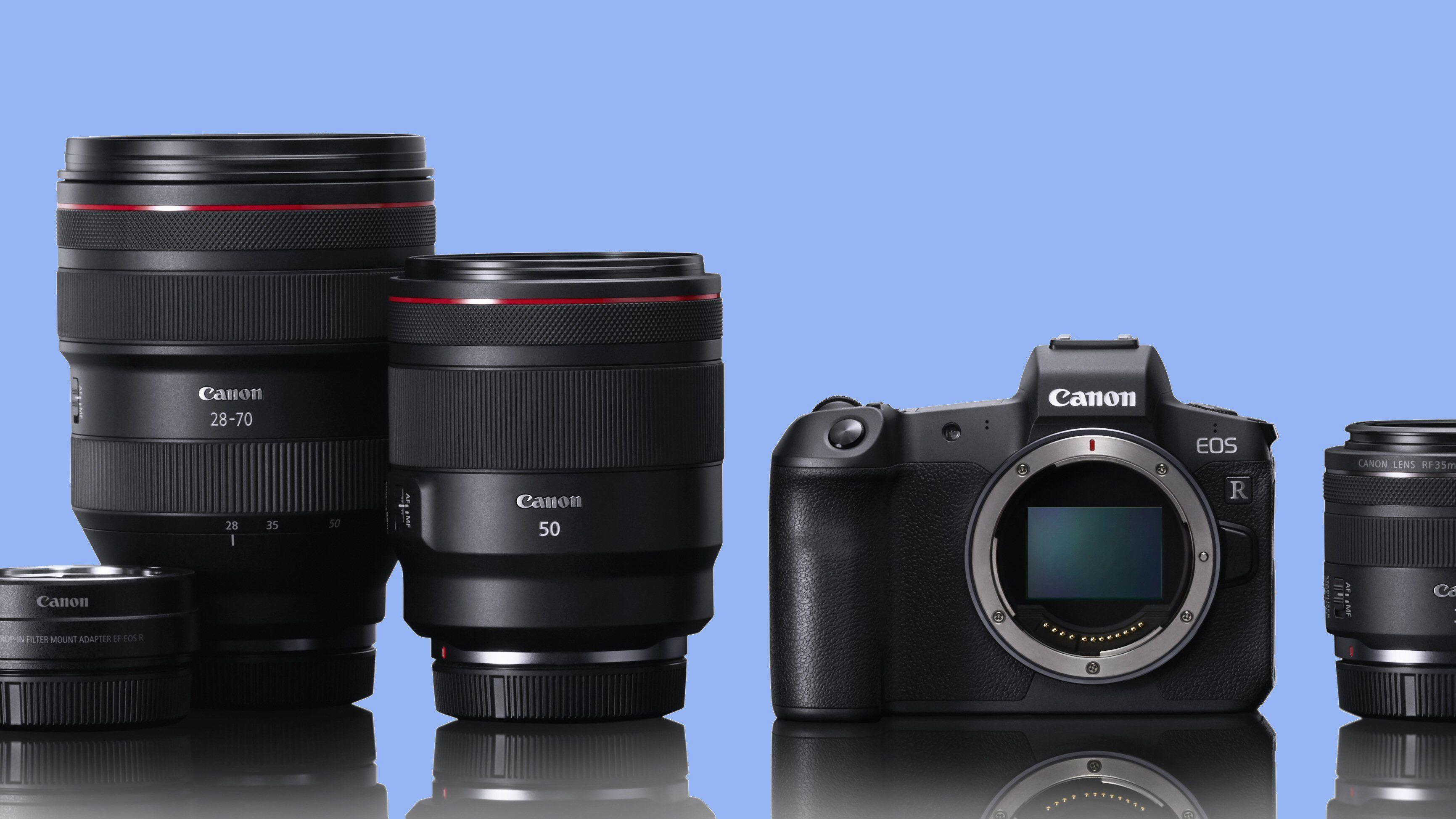 Slik er Canons nye kamerasystem