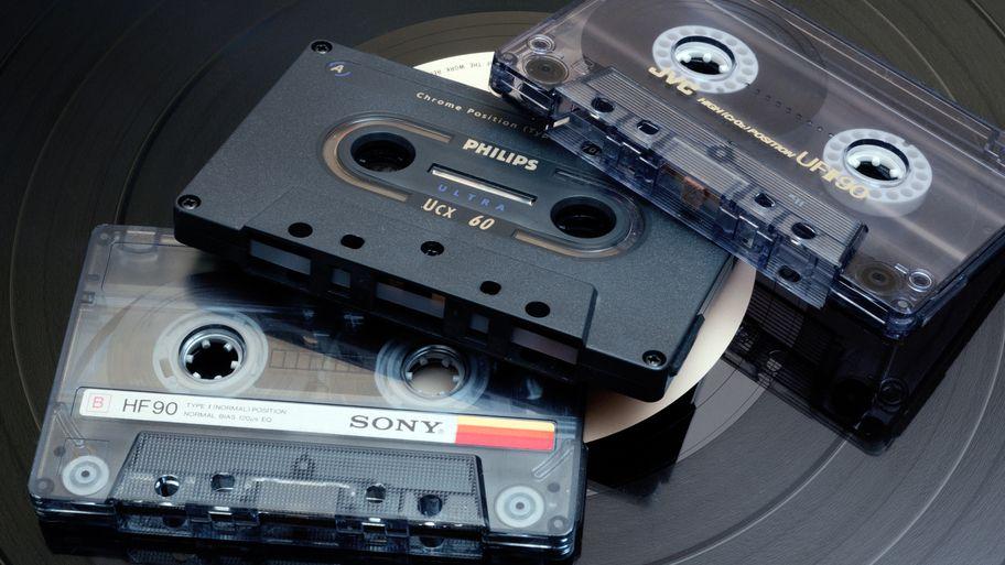 Compact Cassette / Musicassette