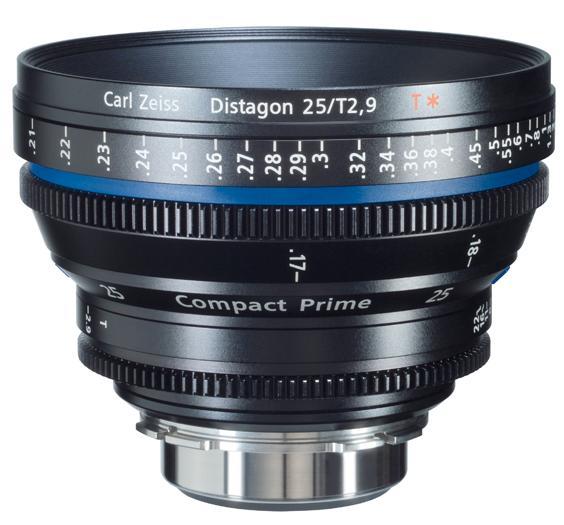 Fast til film: Carl Zeiss Compact Prime CP.2 er ansett for å være gode objektiver. Nå kommer de også til både Canon- og Nikonkameraer.