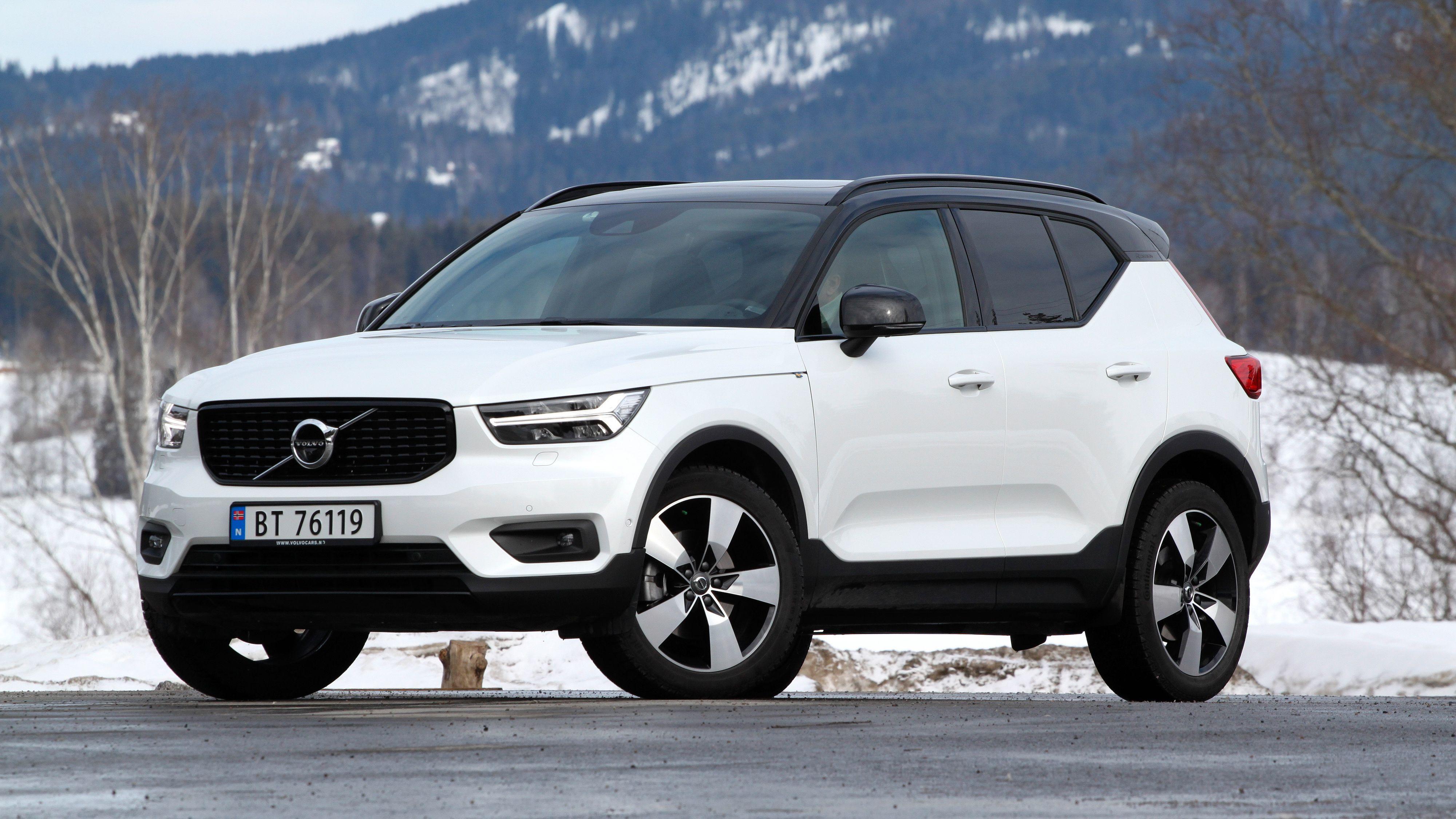 Den første Volvo-elbilen skal lanseres i år