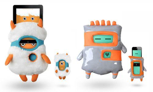 Toyota Creatures passer både til iPhone, iPdo Touch og iPad.