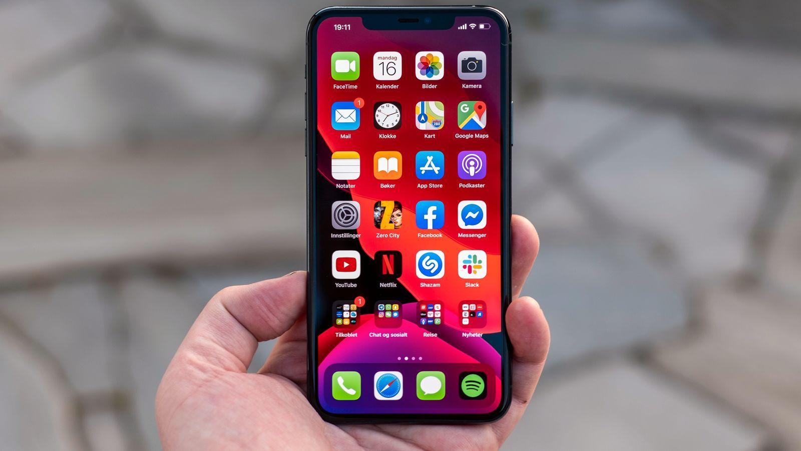 Apple måtte betale nesten ni milliarder kroner til Samsung
