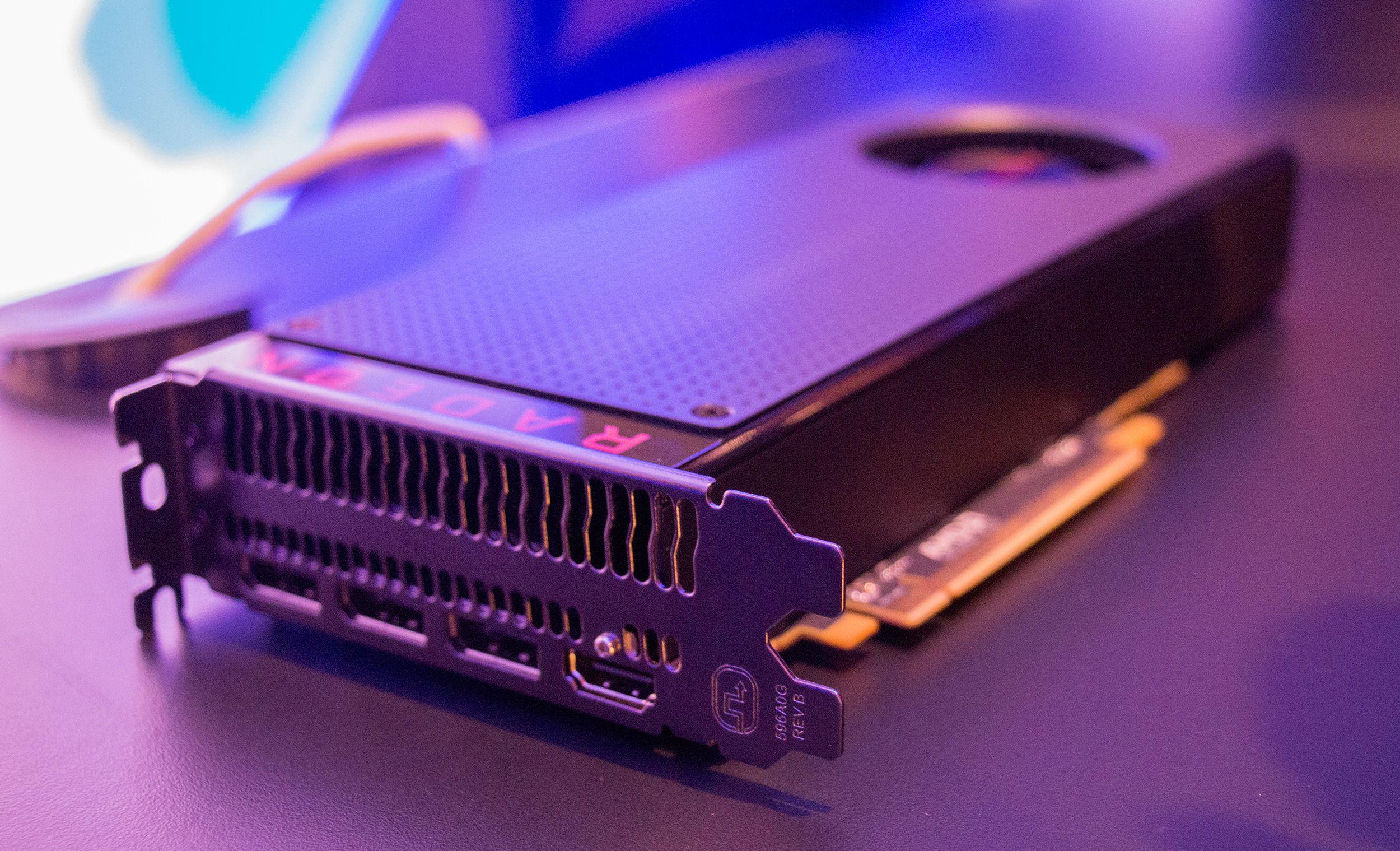 RX 480 byr på 3 Display Port 1.4-porter og en HDMI 2.0-utgang.