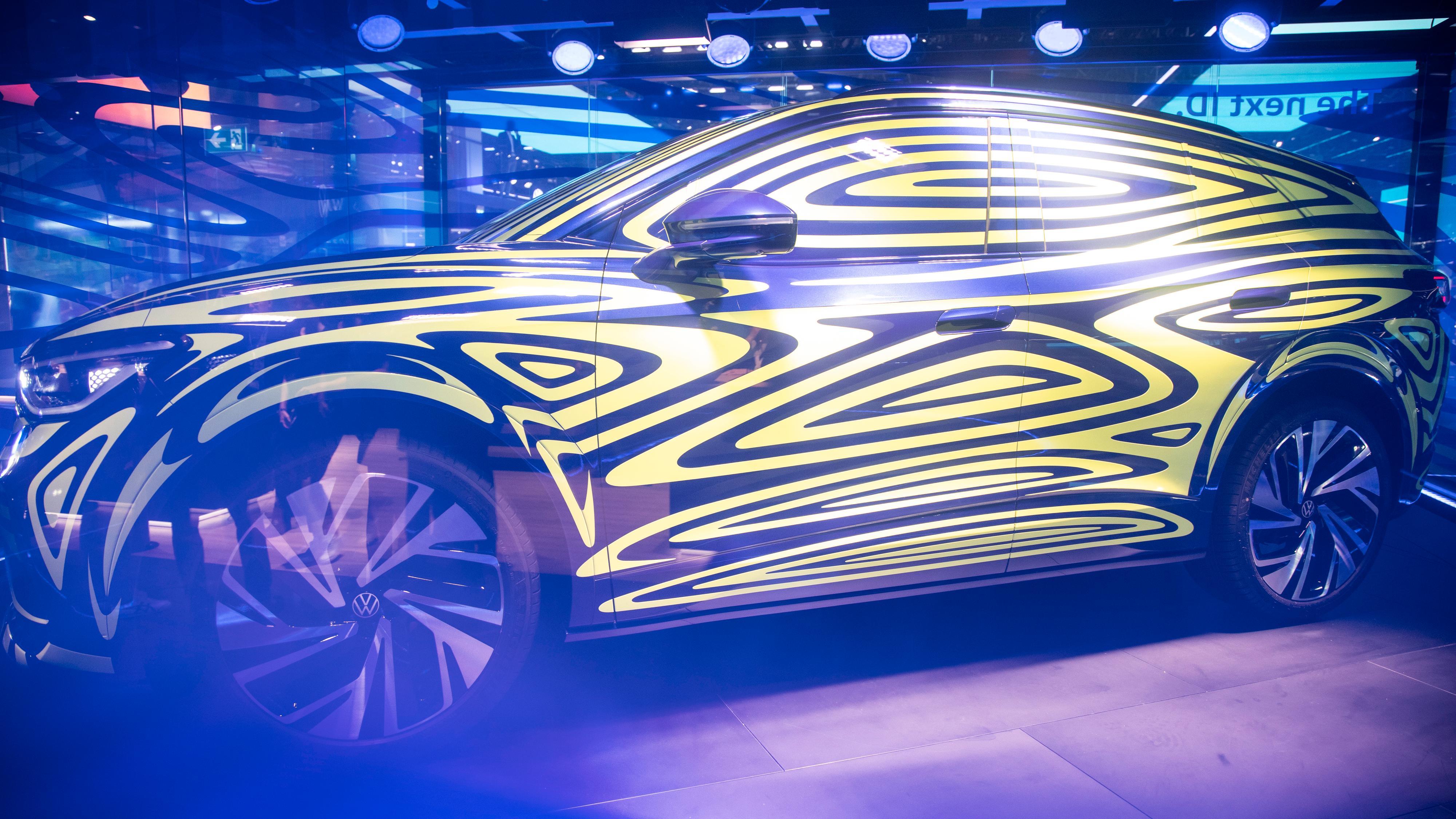 ID.3 er på vei, men Volkswagen har allerede planen klar for den neste ID-modellen