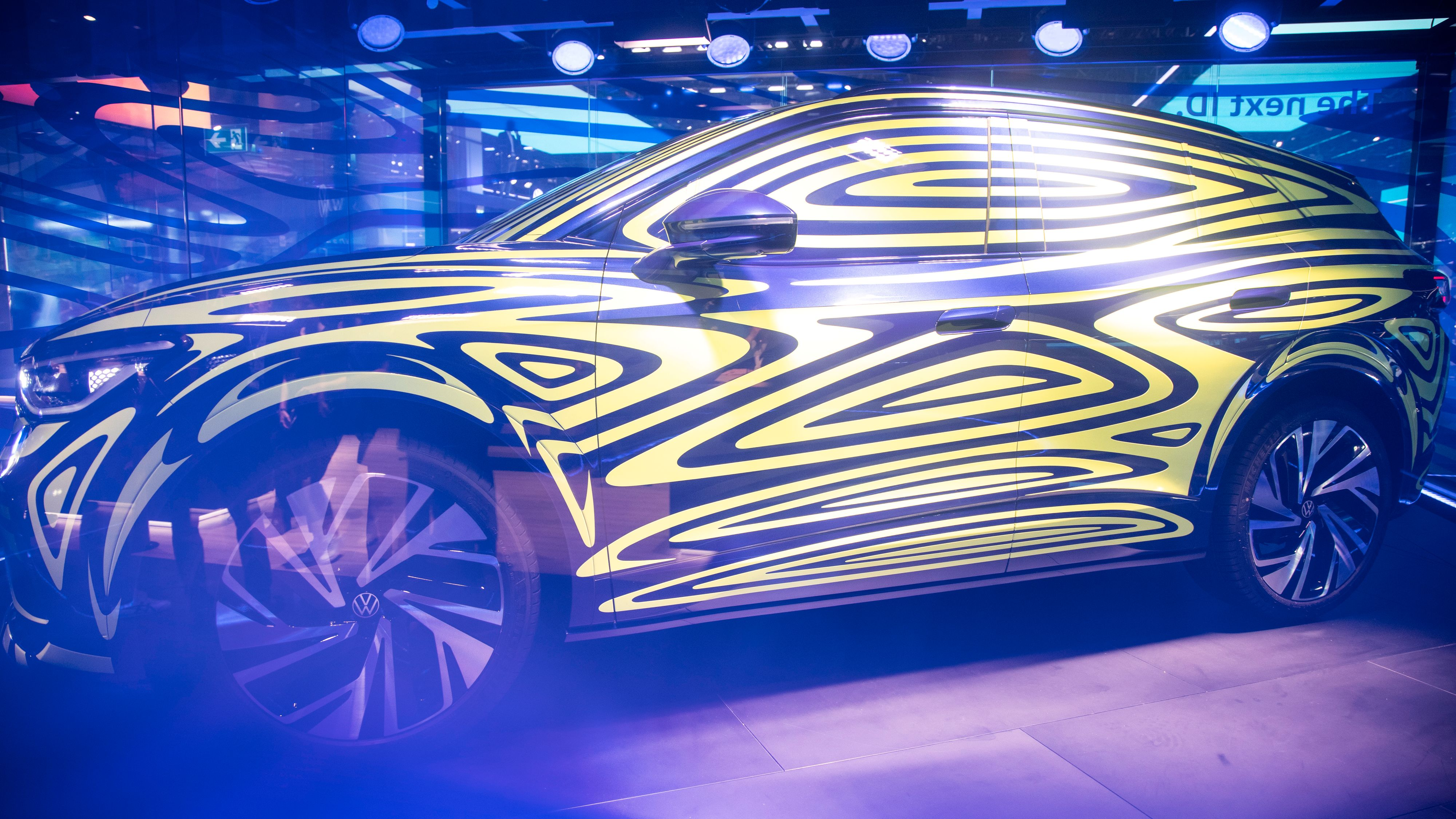 Volkswagens «The Next ID».