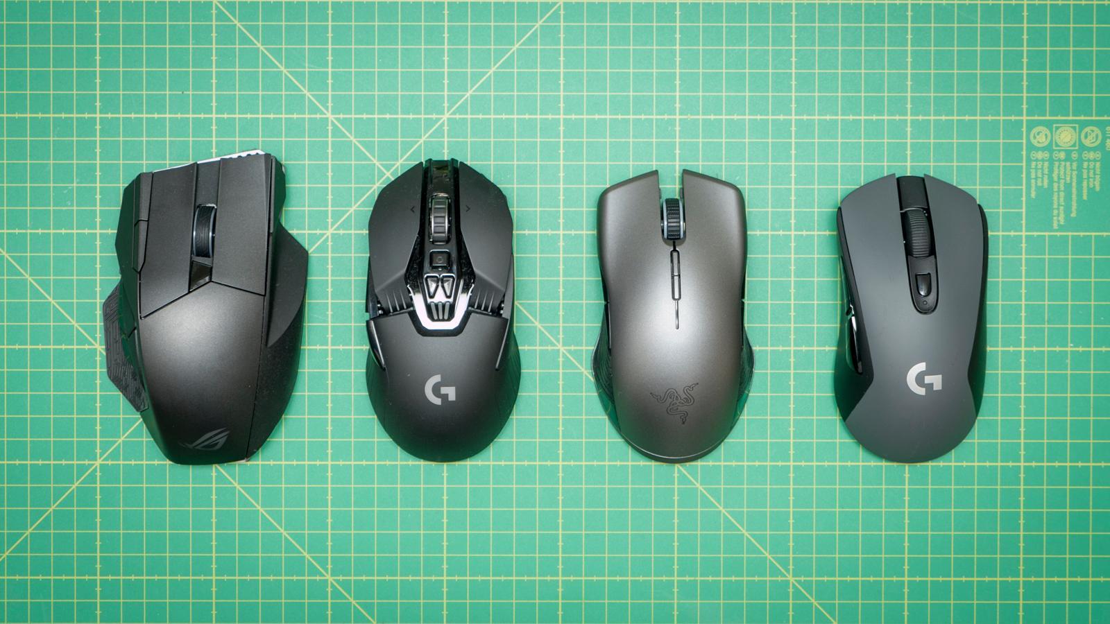 Beste mus for gaming