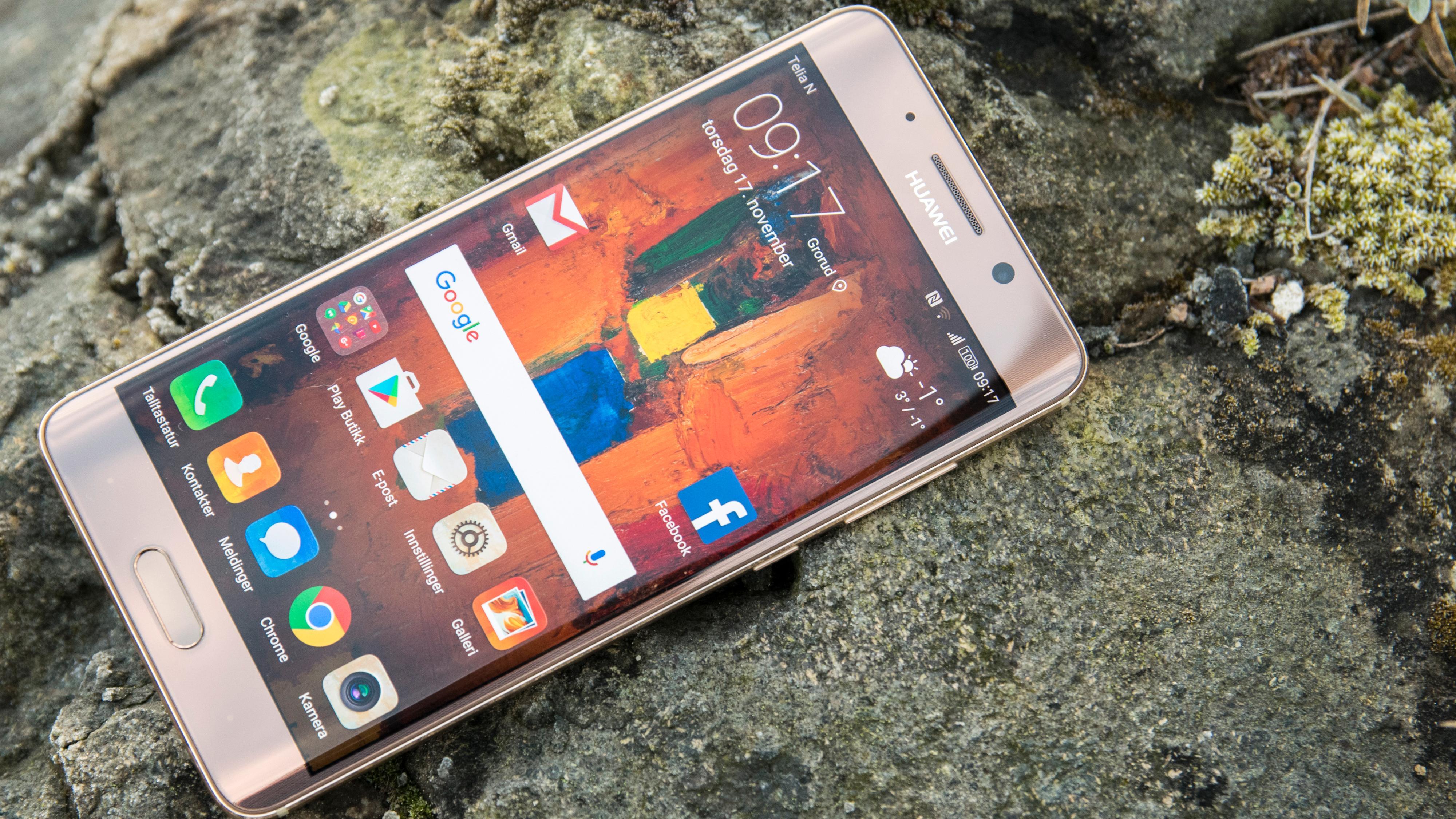 Kan Huawei Mate 10 bli en «bedre iPhone X» enn Apples?