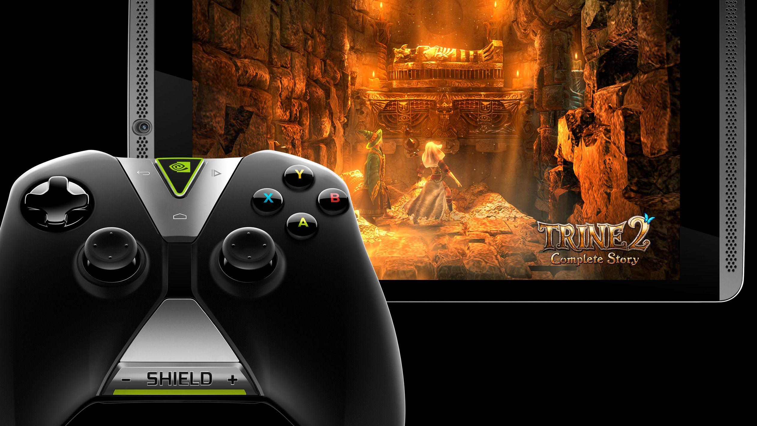 Nvidia tilbakekaller det råsterke spillnettbrettet sitt