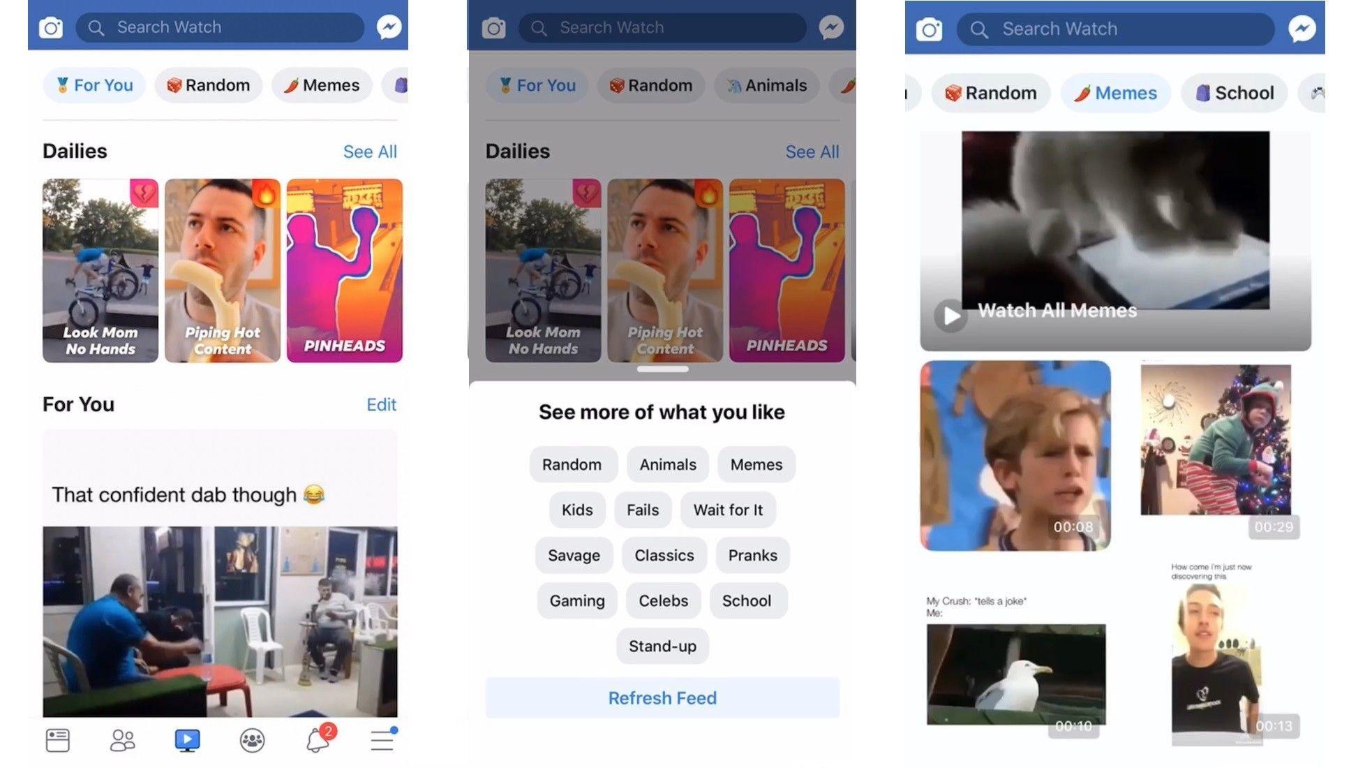 Facebook tester ut ny tjeneste for tenåringer kalt LOL