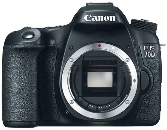 Canon EOS 70D.Foto: Canon