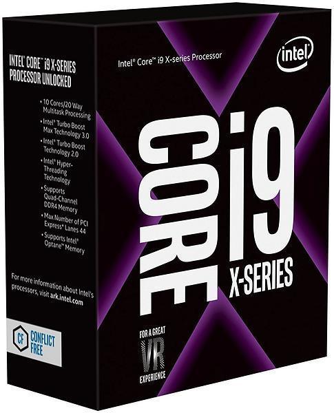 Den nye prosessoren får nok en navn som starter med «i9» og vil sannsynligvis passe til LGA2066-sokkelen.