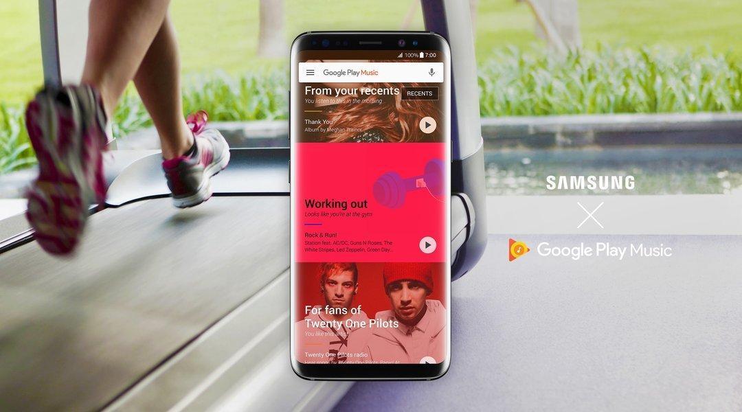 Slik blir Googles musikktjeneste bedre for Galaxy S8-eiere