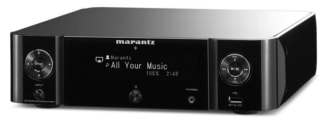 Marantz Melody Stream (M-CR511). Foto: Marantz