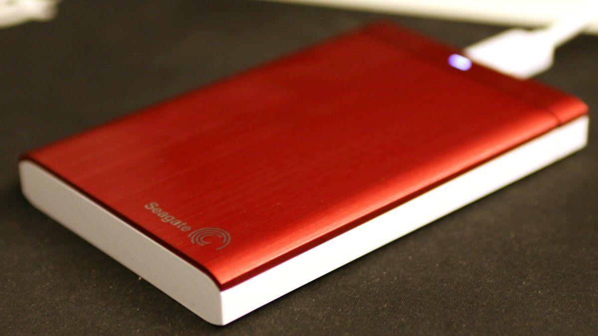 2,5-tommers disker klarer seg med strømmen fra USB-porten.