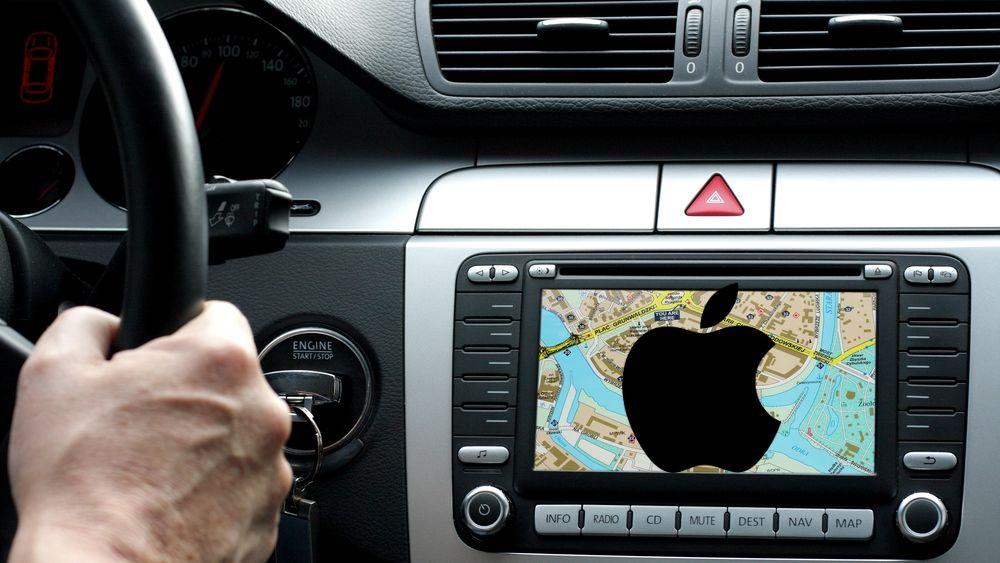 Nå vil Apple inn i bilen din