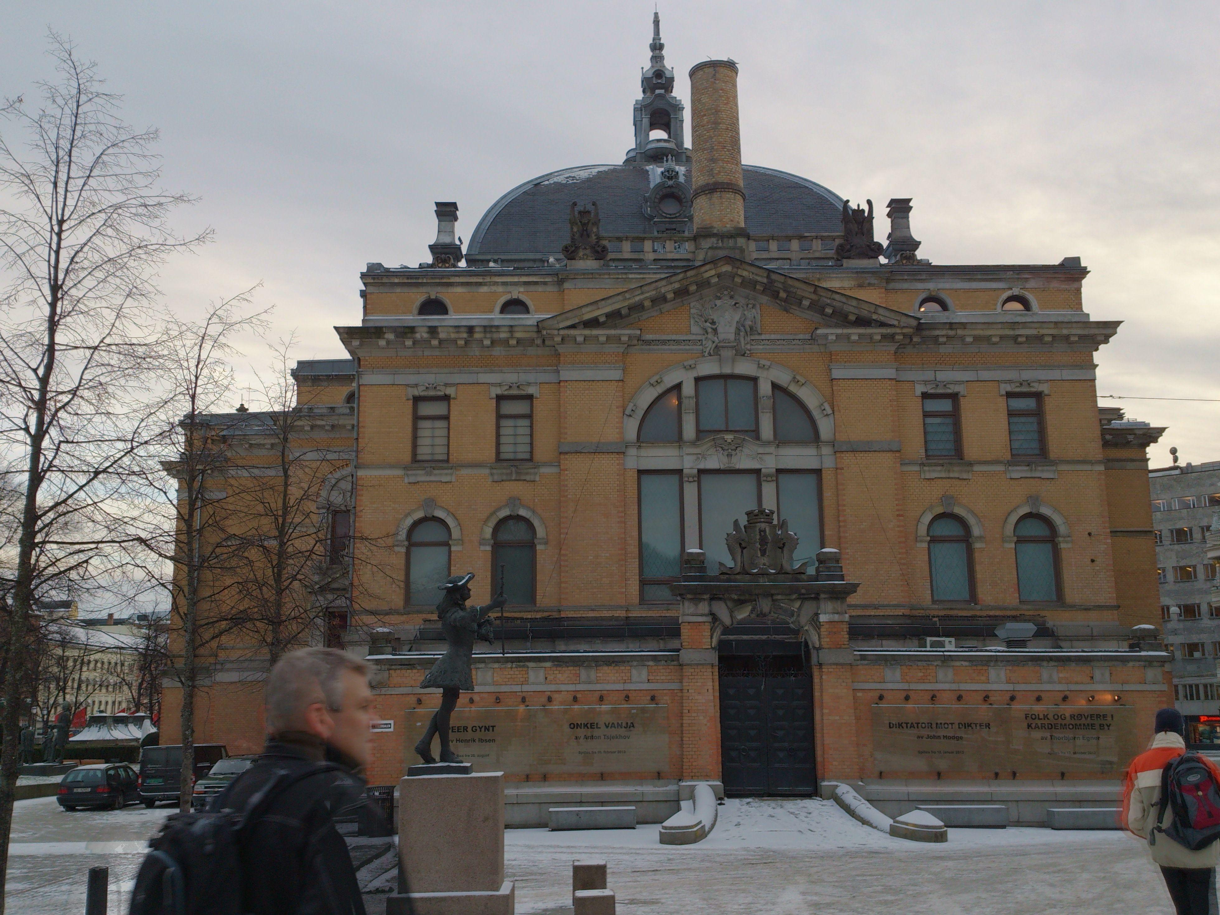 Nasjonalteateret i Oslo