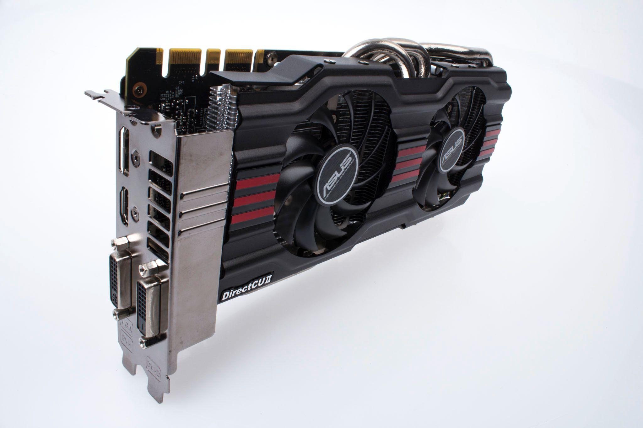 Asus GeForce GTX 770 DirectCU II OC.Foto: Varg Aamo, Hardware.no