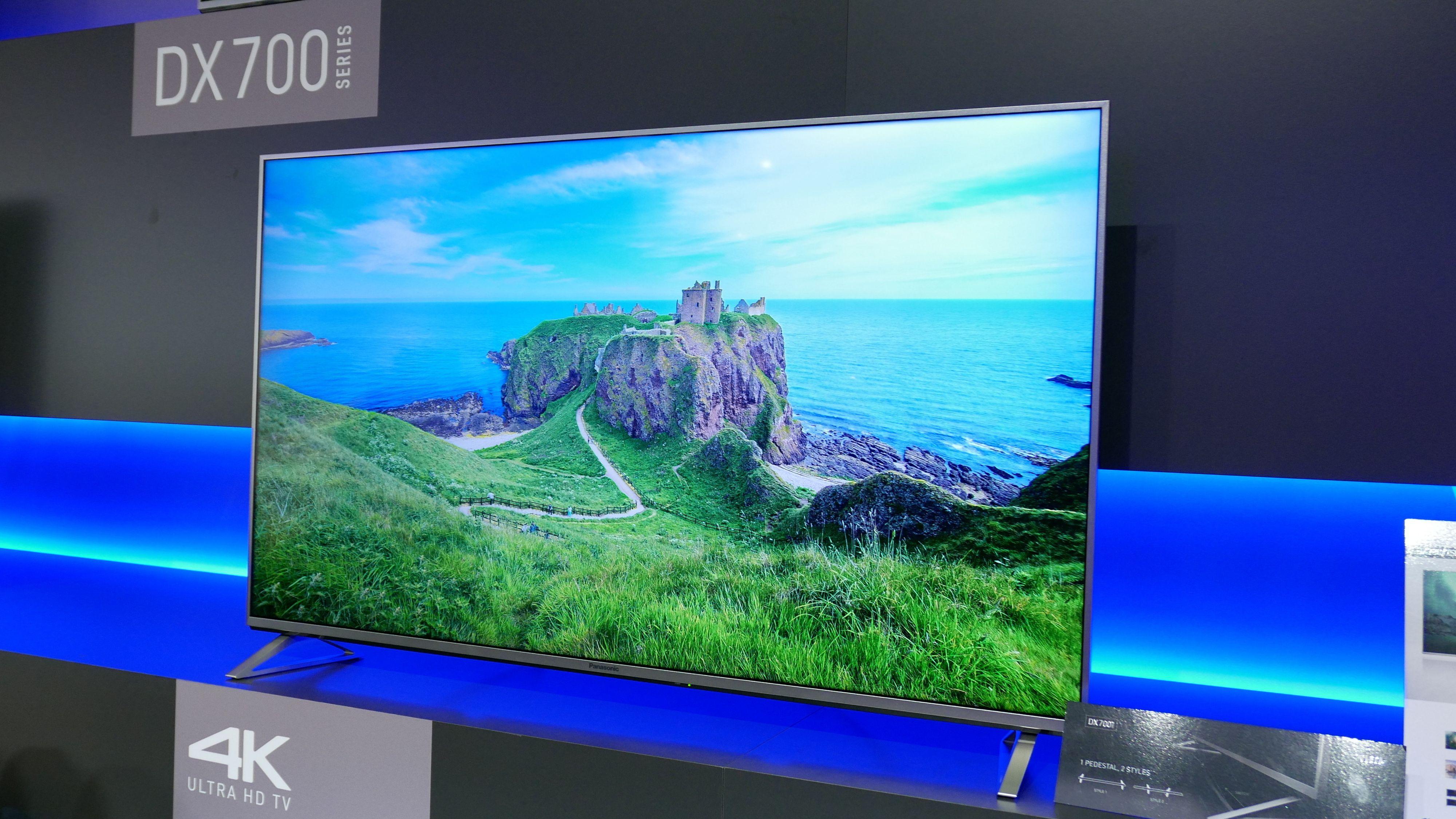 DX700 blir den billigste TV-en som kan ta i mot HDR-signaler.