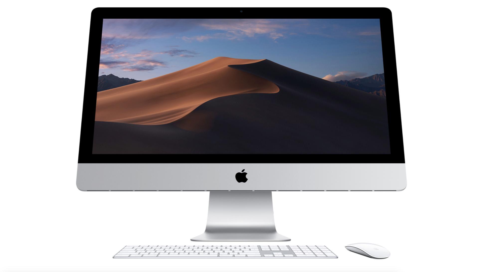 Apple oppgraderer iMac for første gang på nesten to år
