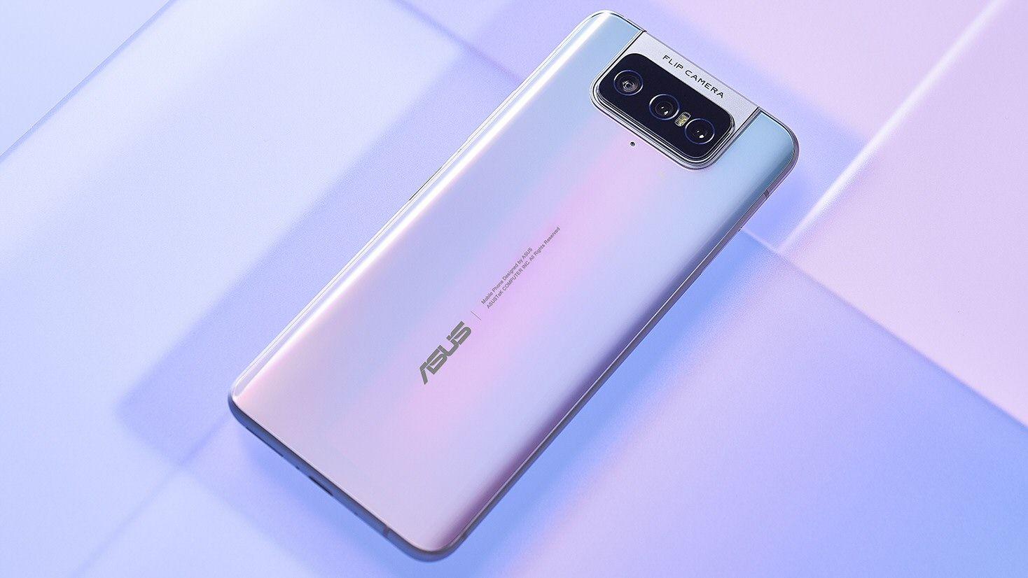 Asus har avduket sin ZenFone 7-serie