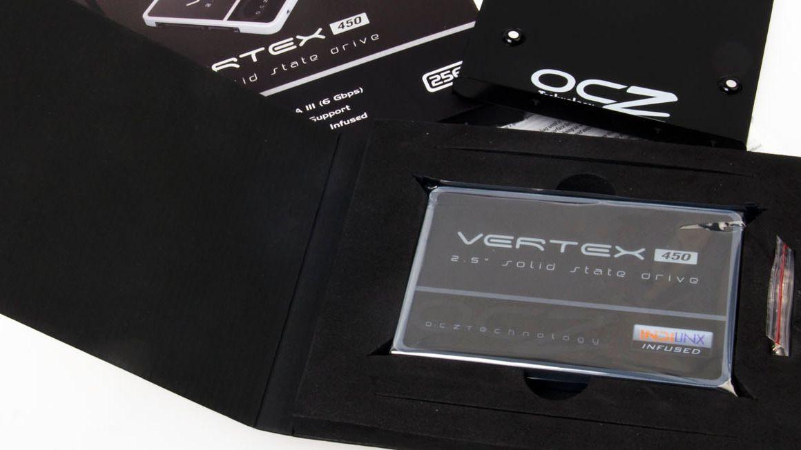 OCZ Vertex 450 SSD 256 GB