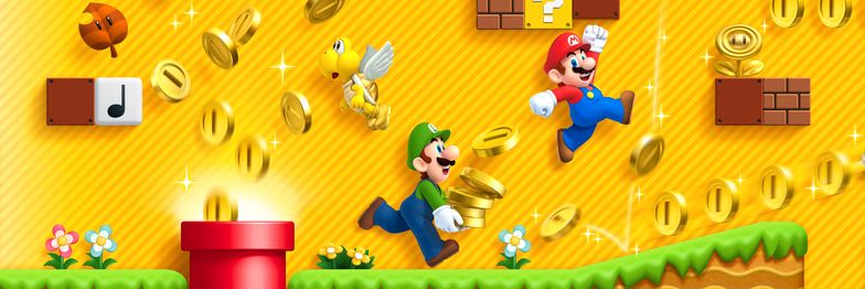 Anmeldelse: New Super Mario Bros. 2