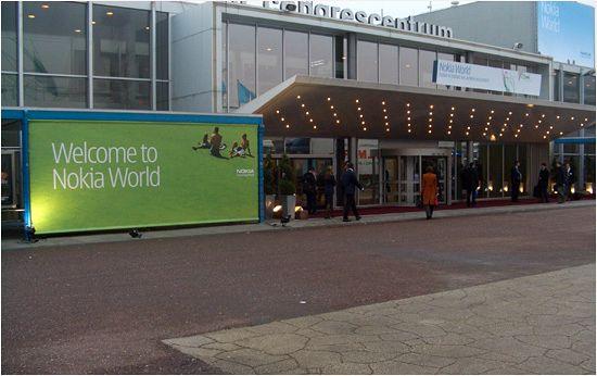Nokia World er rundt hjørnet. (Foto: Einar Eriksen, arkivfoto fra Nokia World 2006)