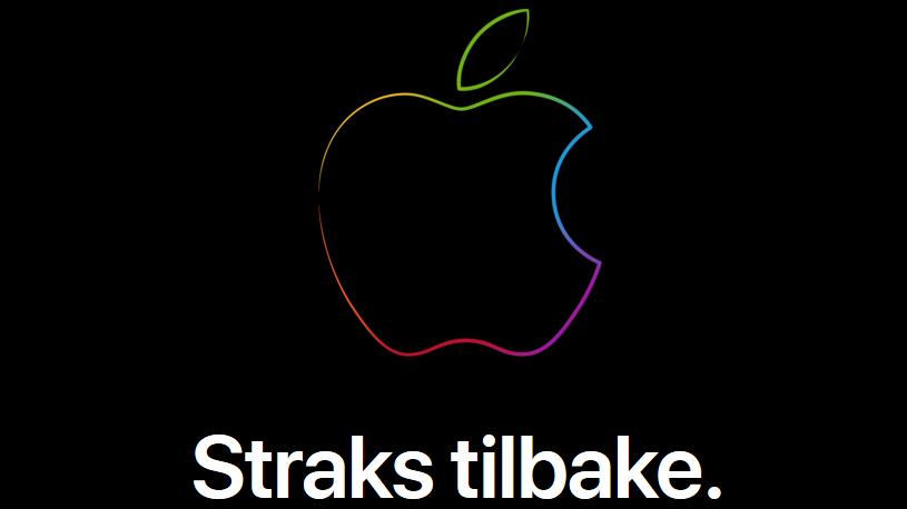 Apple Store var nede, slapp en rekke nye produkter