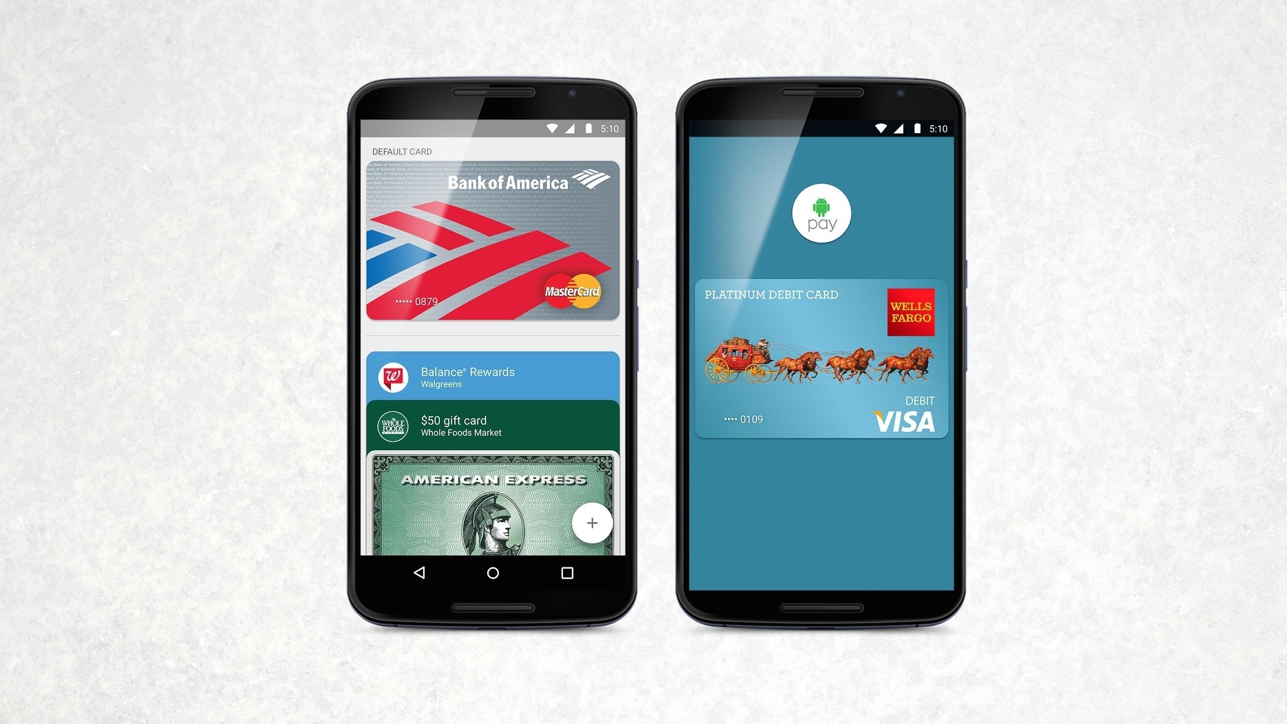 Nå har Google lansert sin Apple Pay-konkurrent