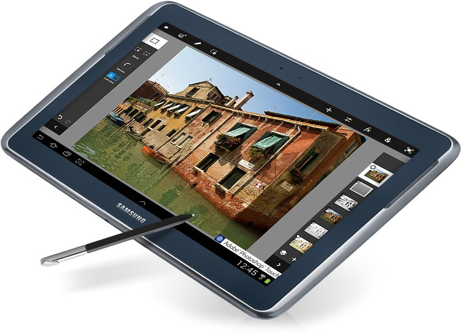 Samsung Galaxy Note 10.1.