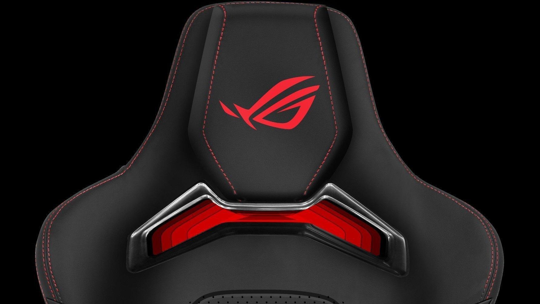 Asus lanserer gamingstol og ryggsekk... med RGB-belysning