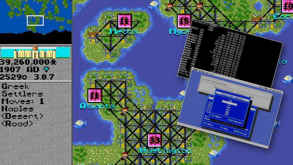 DOSBox lar deg spille gamle spill på moderne datamaskiner. Foto: Gamer.no