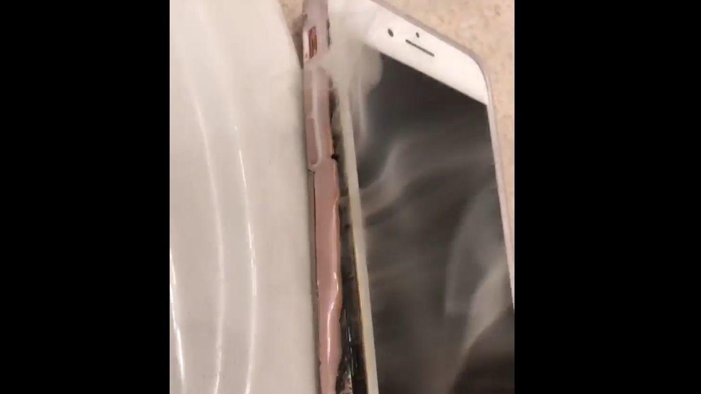 Her ryker det av en iPhone 7 Plus – Apple er på saken
