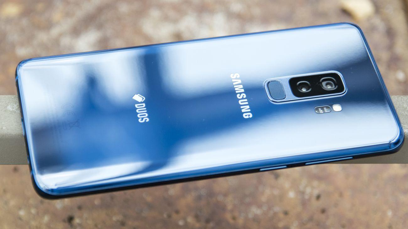 Galaxy S9 er fortsatt en toppmodell i 2019.
