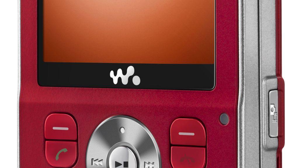 Sexy og maskulin Walkman-mobil