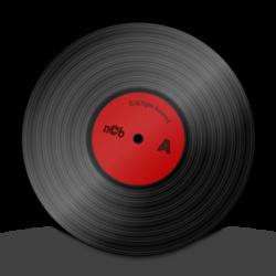 En 12-tommers LP-plate støpes i vinyl og gjør det mulig å gjengi innspilt musikk analogt. Platen har utskjærte riller, som leses av fra platespillerens stift når den roterer.